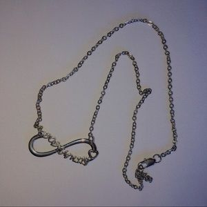 5 seconds of summer infinity necklace